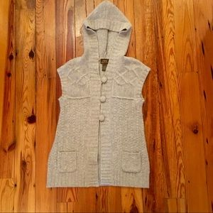 Fenn Wright Manson Lambswool/Angora Sweater Vest
